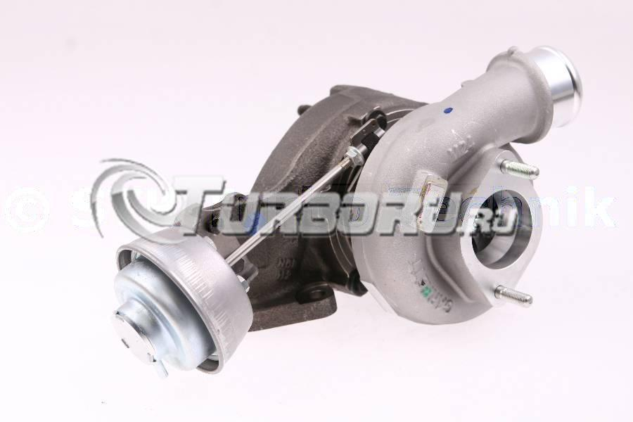 Новая турбина для HONDA CR-V 140HP
