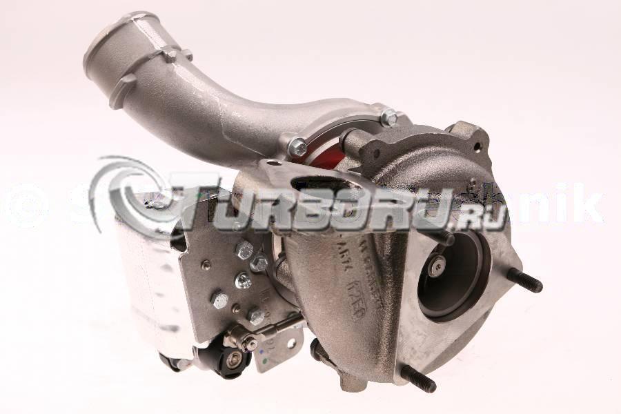 Новая турбина для AUDI A5 240HP